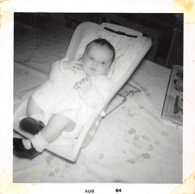 1964_08 Baby Picture