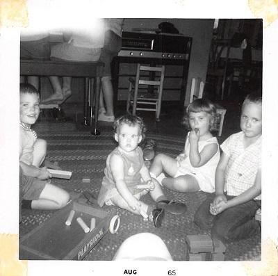 1965_08 At Grandmas