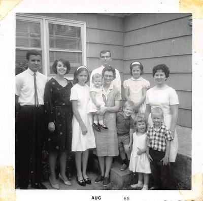 1965_08 Bates Family