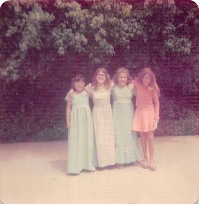 1975_06 Sixth Grade Graduation