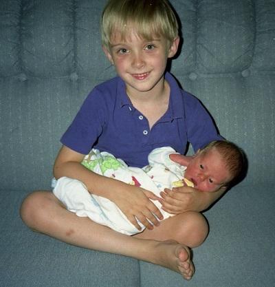1994_08 1 Josh holding