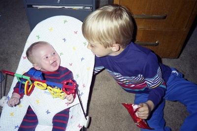1994_09 2 with Josh