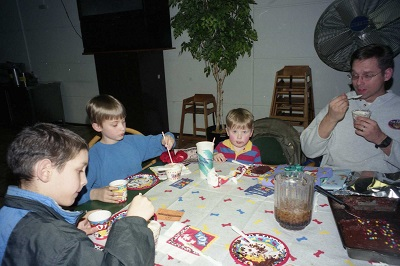 1998_03 1 Josh's Birthday