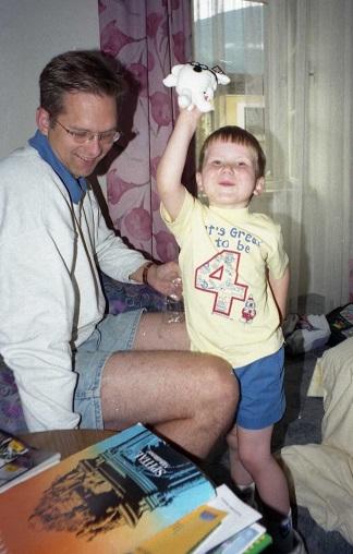 1998_07_29 2 Timmy's Birthday