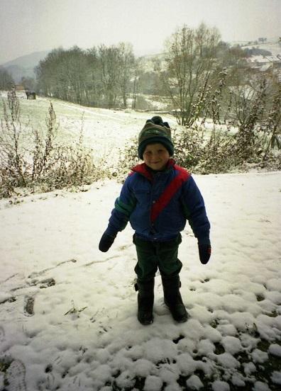 1998_11_19 Snow Day